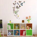 Popestritev otroških sob s stenskimi nalepkami